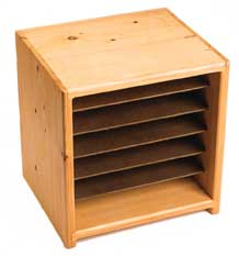 TC-1 Wooden Type Cabinet